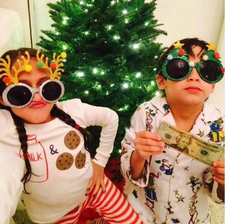 Emme a Max - děti Jennifer Lopez