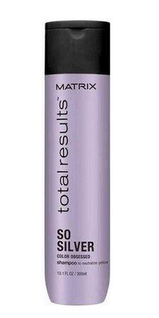 Matrix Total Results Color Obsessed SoSilver, 156 Kč (300ml), koupíte na www.elnino.cz