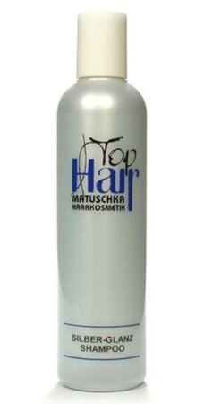 Matuschka Top Hair Silver šampon, 125 Kč (250ml), koupíte v kadeřnických potřebách