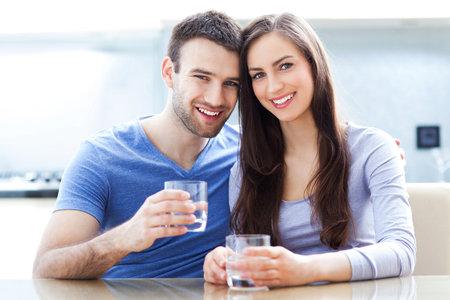 Kohoutkovou vodu není nutné se bát pít.