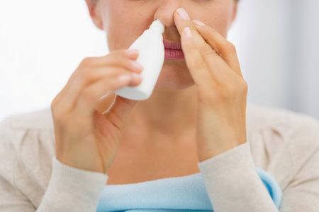 kapky do nosu