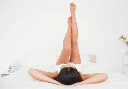 Jedním z příznaků rakoviny mohou být i otoky nohou.