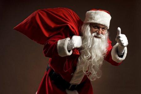 Mikuláš, Santa Claus, dedo Mráz