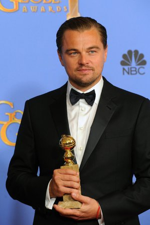 2016 – Za snímek Revenant převzal DiCaprio Zlatý glóbus. Snad se mu podaří s nominací uspět i na letošních Oscarech.