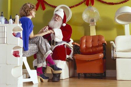 Kdo vám přinese vánoční dárky?