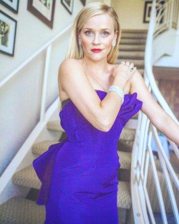 Takhle krásně Reese vypadala na letošních Oscarech.