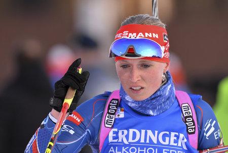 Eva Puskarčíková má na světovém šampionátu zdravotní problémy