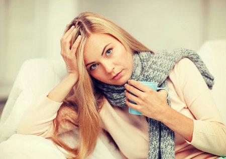 Teď je zvýšené riziko onemocnění nachlazením.