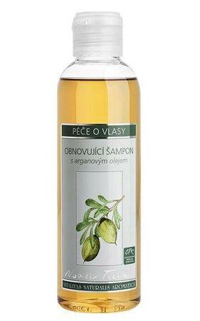 Nobilis Tilia obnovující šampon, 294 Kč (200 ml), koupíte na www.nobilis.cz