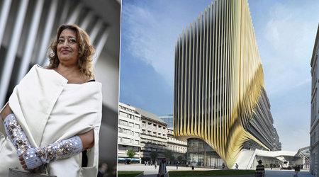 Světoznámá architekta Zaha Hadid zemřela v březnu ve věku 65 let.