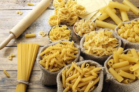 Těstoviny vybírejte tak, aby byly vyrobeny ze semolinové mouky.