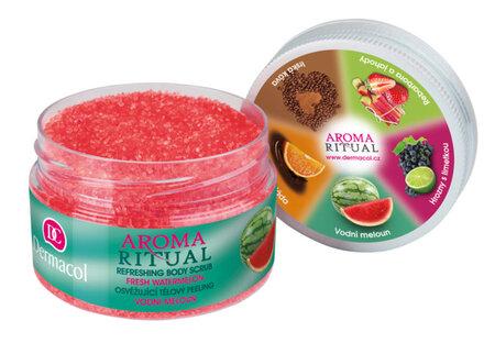 Dermacol Osvěžující tělový peeling meloun, 149 Kč, koupíte v síti drogerií