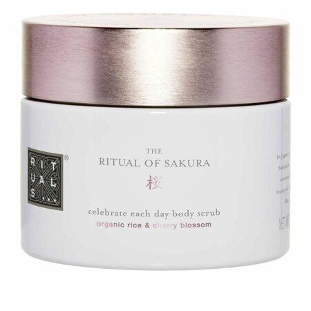 Rituals tělový peeling Sakura, 570 Kč, koupíte na www.rituals.cz nebo v prodejnách Rituals