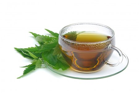 Výborný je čaj z kopřiv.