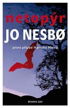 Jo Nesbo, Netopýr, Kniha Zlín, 398 stran, 369 Kč.