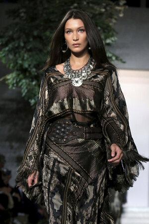Modelka Bella Hadid.