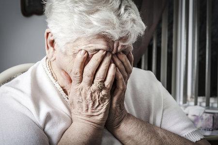 Lidé s Alzhemierem trpí depresemi.