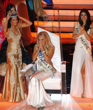 Taťána K. Gregor se stala Miss World před deseti lety.