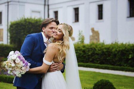 Taťána Kuchařová se provdala letos v létě