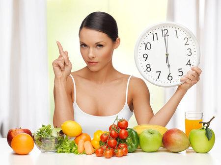 Nesnažte se hltat, jezte pomalu v klidu.