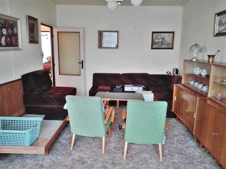 Podoba původního obývacího pokoje