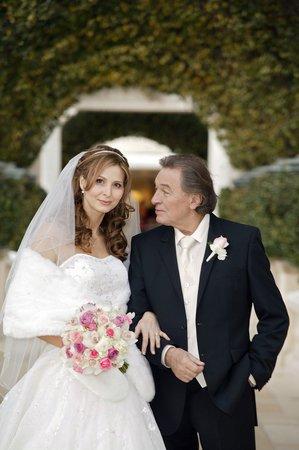 Roku 2008 Karel a Ivana uspořádali tajnou svatbu v Las Vegas.