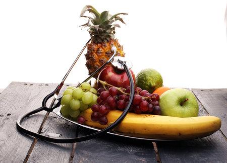 Ovoce může snižovat cholesterol.
