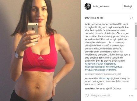Lucie Křížková