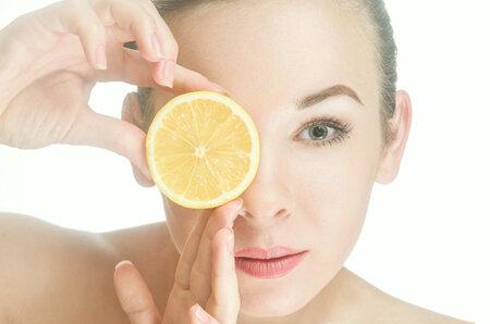 Citrony obsahují vlákninu petkin.