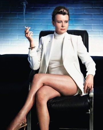 Jitka Schneiderová jako Sharon Stone