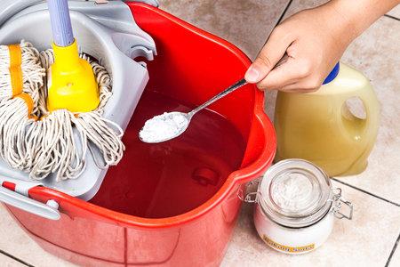 Výsledek obrázku pro soda na úklid