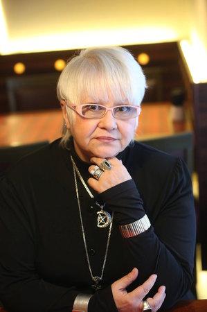 Kartářka, spisovatelka a čarodějka Marcela Košanová