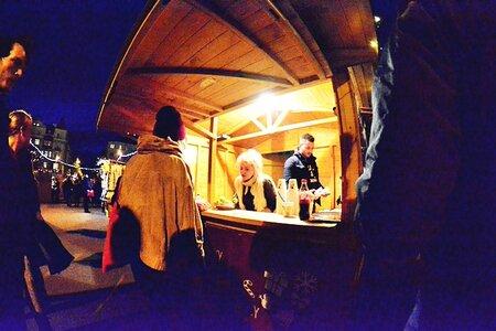Smíchovské vánoční trhy u Anděla  budou zpřístupněny 24. listopadu, měsíc před Štědrým dnem. (ilustrační foto)