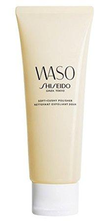 Jemný peelingový krém Waso, Shiseido, 659 Kč (75 ml). Koupíte na www.parfemy-elnino.cz