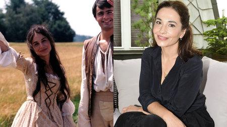 Michaela Kuklová si zahrála princeznu Jasněnku i v pohádce Z pekla štěstí