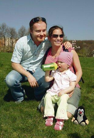 K Pavlovi, Báře a Violetce přibude koncem léta další člen rodiny. Bude to další princezna.