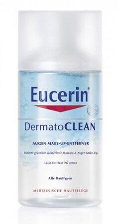Odličovač na oči DermatoCLEAN, Eucerin, 215 Kč (125 ml). Koupíte v síti lékáren.