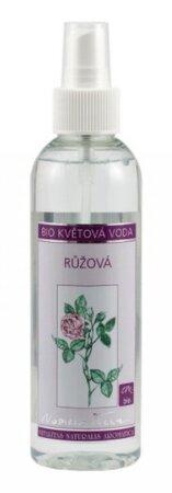 Květová voda růžová, Nobilis Tilia; 204 Kč (200 ml) Koupíte na eshop.nobilis.cz.