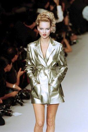 Kate Moss v roce 1995.