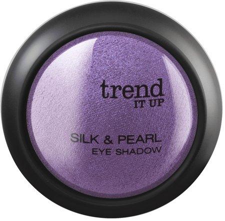 Oční stíny Silk & Pearl, odstín 050, trend IT UP, 99 Kč. Koupíte v síti drogérií DM.