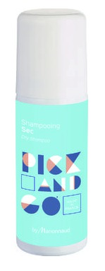 Suchý šampon Pick and Go, Marionnaud, 159 Kč (50 ml).  Koupíte v síti parfumerií Marionnaud.