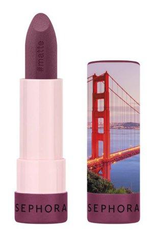 Rtěnka #Lipstories, Sephora, odstín 31 Golden gate, 240 Kč