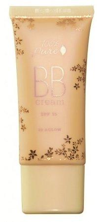BB krém 100% Pure SPF15, 1020 Kč (30ml) www.100percentpure.cz