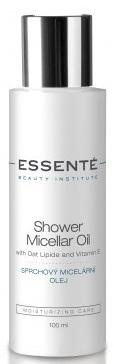 Sprchový micelární ole Essenté, 265 Kč (100 ml), koupíte na www.essente.cz
