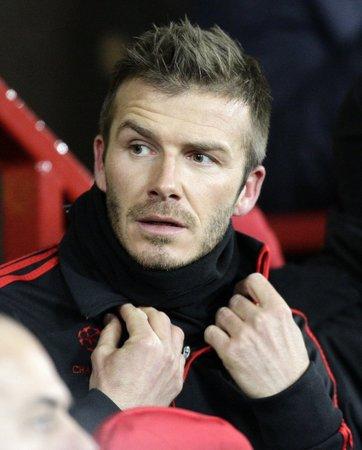 David Beckham zažehnal nevěru dítětem
