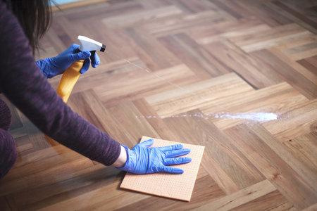 Tipy, jak čistit podlahy