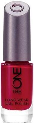 Dlouhotrvající lak na nehty Oriflame The ONE, odstín London Red, 169 Kč, koupíte na www.oriflame.cz