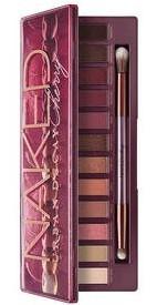 Paletka očních stínů Urban Decay Naked Cherry, 1540 Kč, koupíte v kamenných prodejnách Sephora