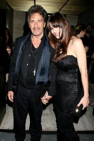 V současné době je přítelkyní Al Pacina argentinská herečka Lucila Sola (31)