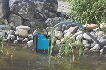 Ponorné čerpadlo na čistou i užitkovou vodu 9000 Aquasenzor, cena 3 246 Kč (Mountfield .
